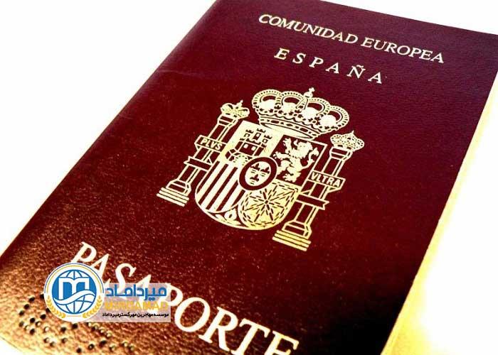 شهروندی و تابعیت اسپانیا