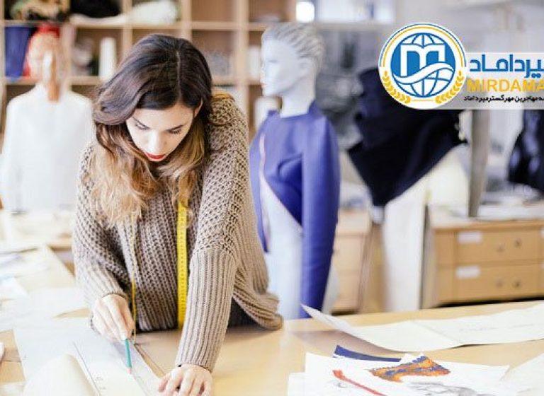تحصیل رشته طراحی لباس در فرانسه
