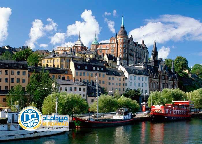 شهروندی و تابعیت سوئد