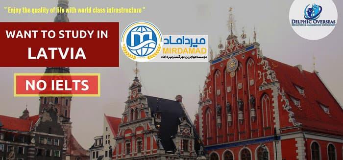ویزای تحصیلی لتونی