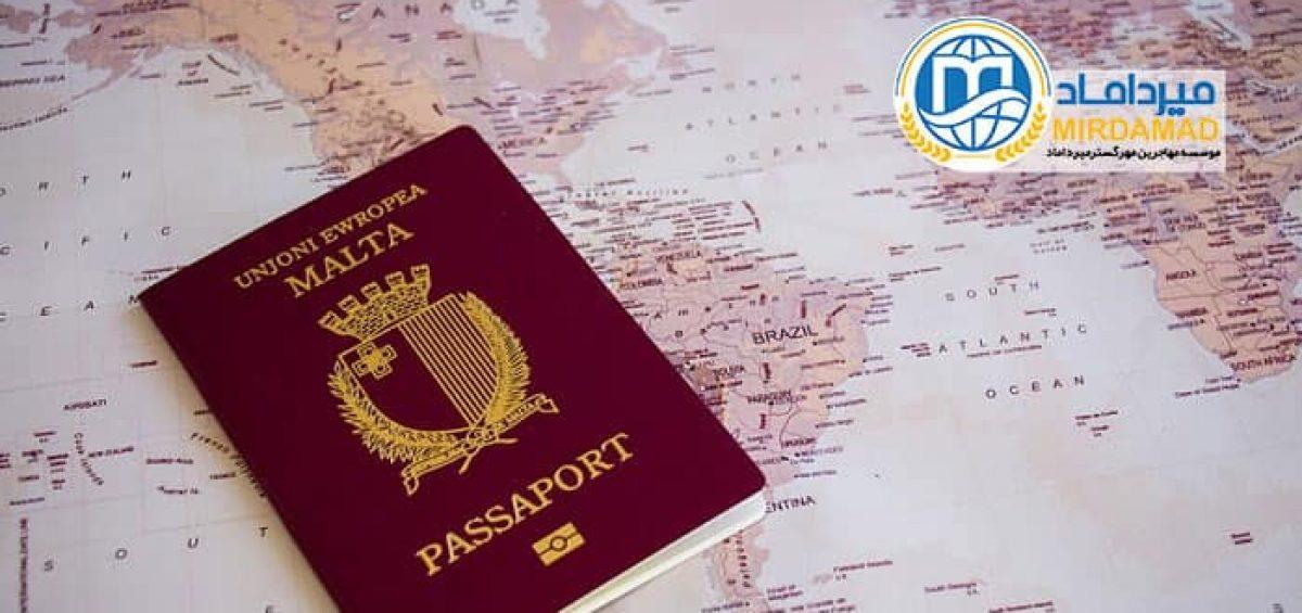 اعتبار و ارزش پاسپورت مالتا