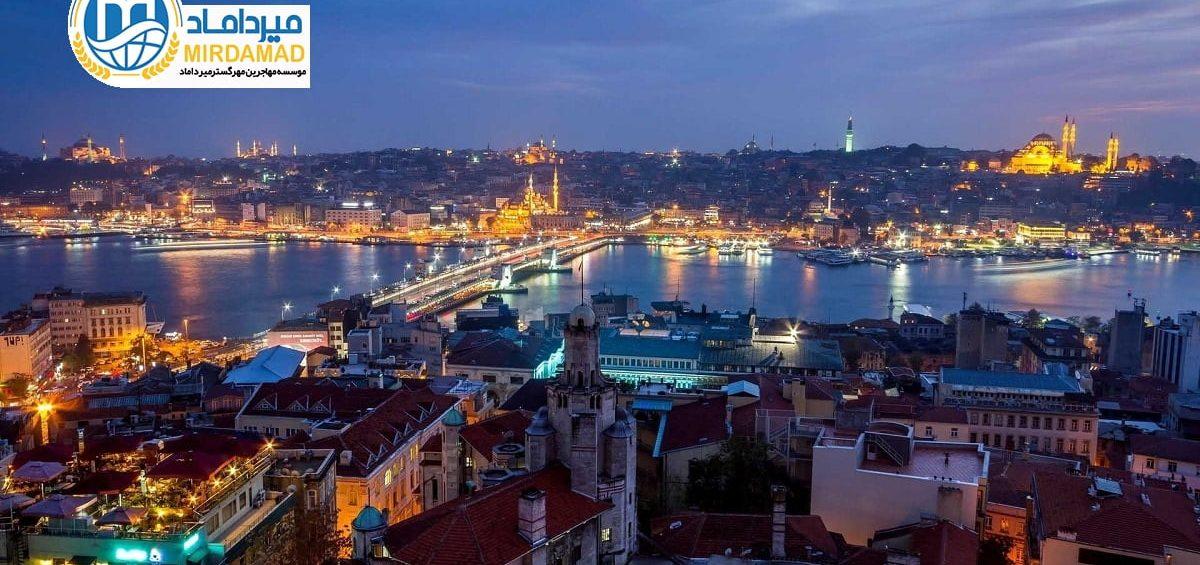 شرایط زندگی در ترکیه