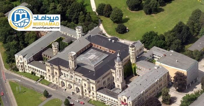 رتبه و رنکینگ جهانی دانشگاه هانوفر