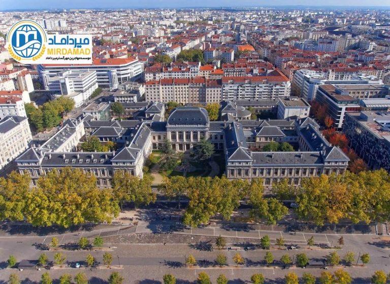 دانشگاه لیون ۲ لومیر فرانسه