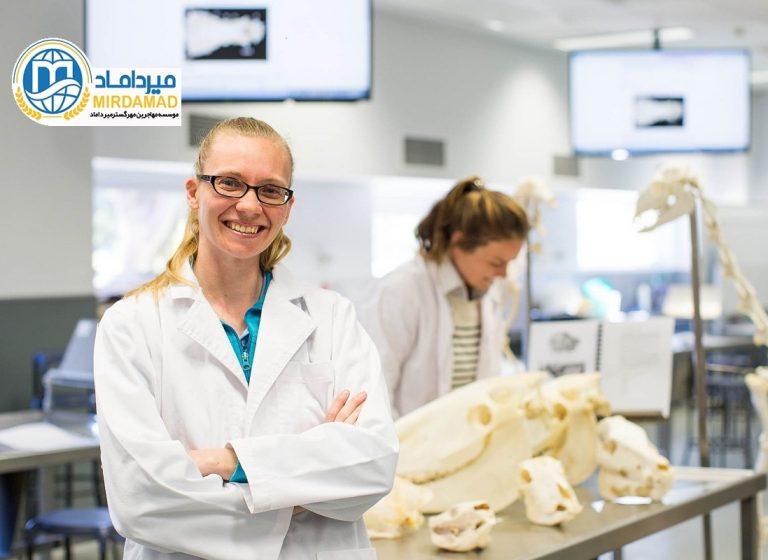 تحصیل رشته دامپزشکی در نیوزلند