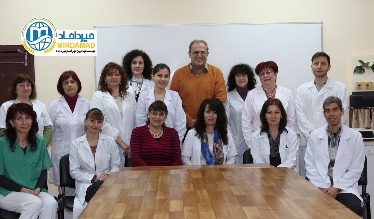 شرایط پذیرش رشته پزشکی و دندانپزشکی دانشگاه صوفیا