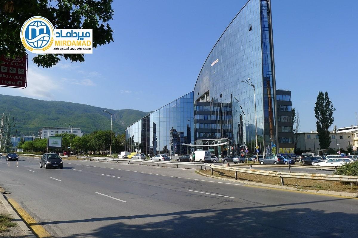 اقامت بلغارستان از طریق کار