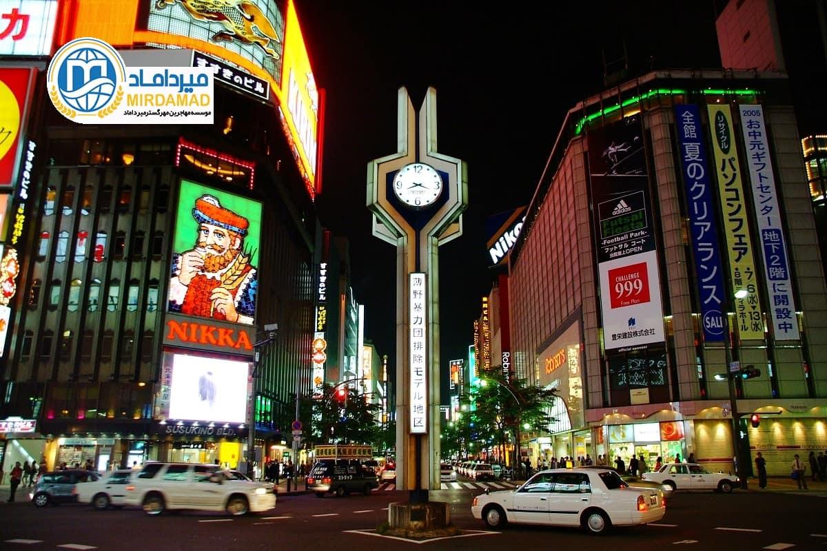مهاجرت به ژاپن از طریق سرمایه گذاری