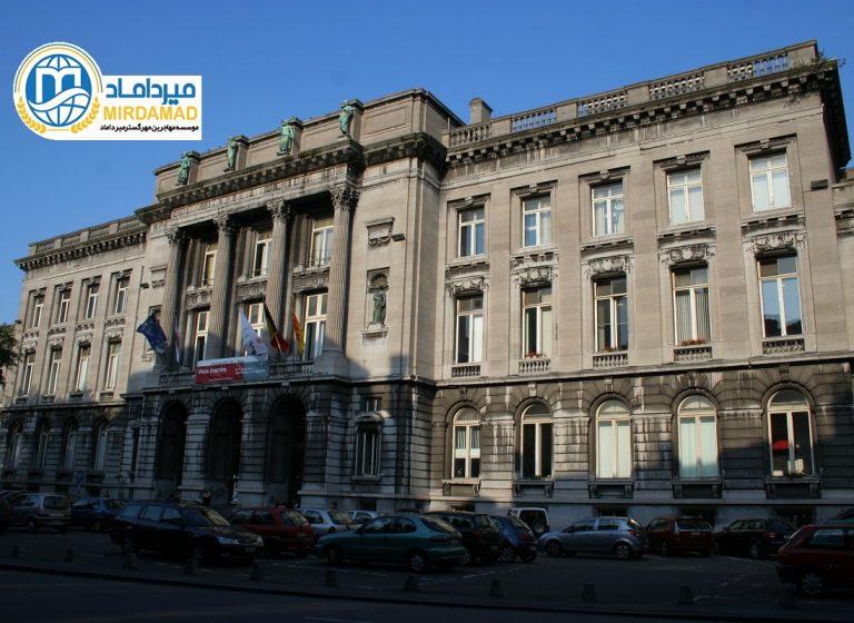 دانشگاه لیژ کشور بلژیک