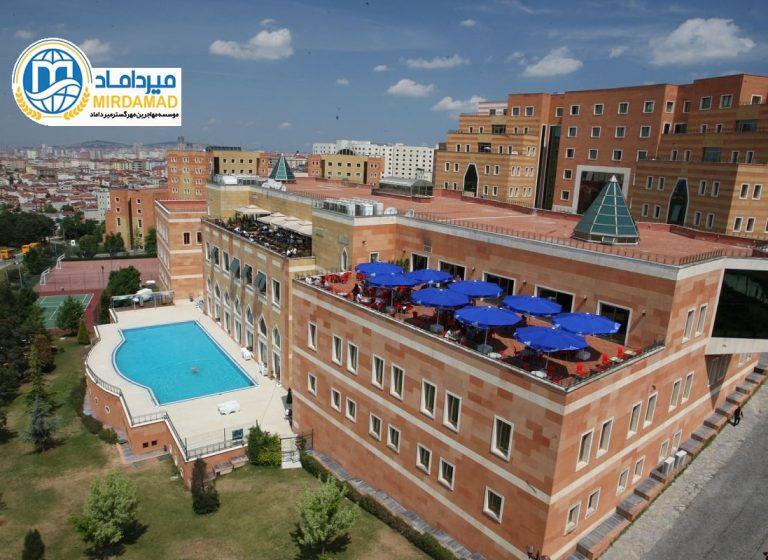 دانشگاه یدی تپه استانبول