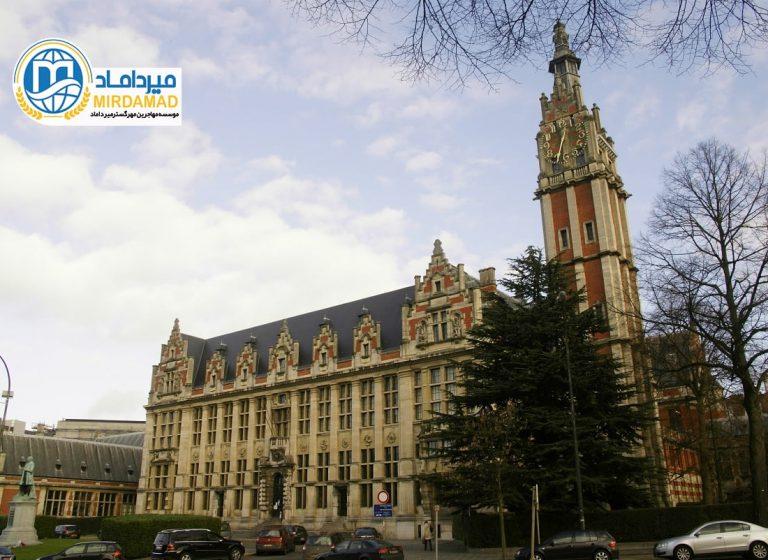 دانشگاه های انگلیسی زبان کشور بلژیک