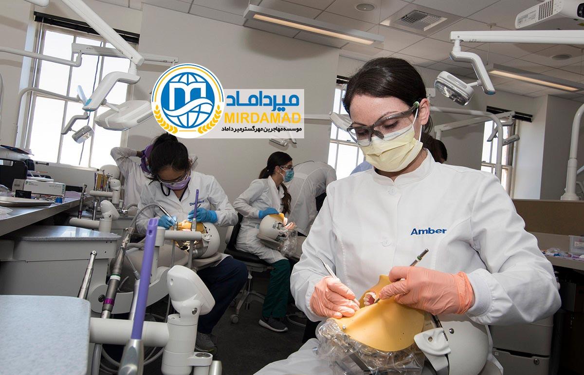 شرایط تحصیل دندانپزشکی در کره جنوبی