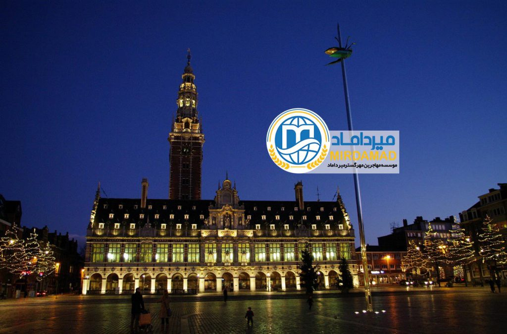دانشگاه کاتولیک لون بلژیک