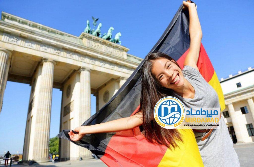 ویزای تحصیلی آلمان 2019