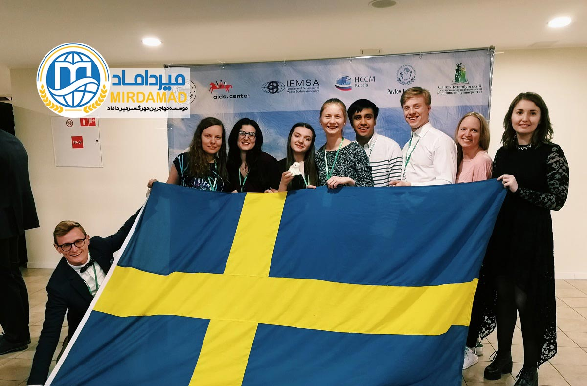 دلایل ریجکتی ویزای تحصیلی سوئد 2019