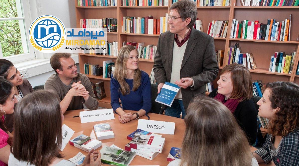 کمک هزینه تحصیلی در آلمان 2019