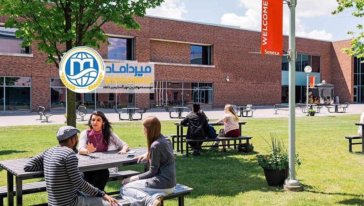 رنکینگ کالج سنکا در کانادا