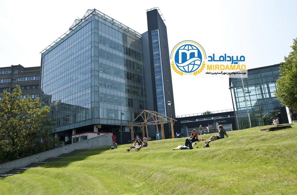 دانشگاه وریج بروکسل بلژیک