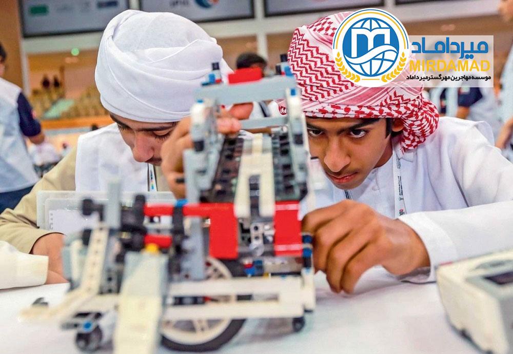 هزینه تحصیل دانشگاه های امارات