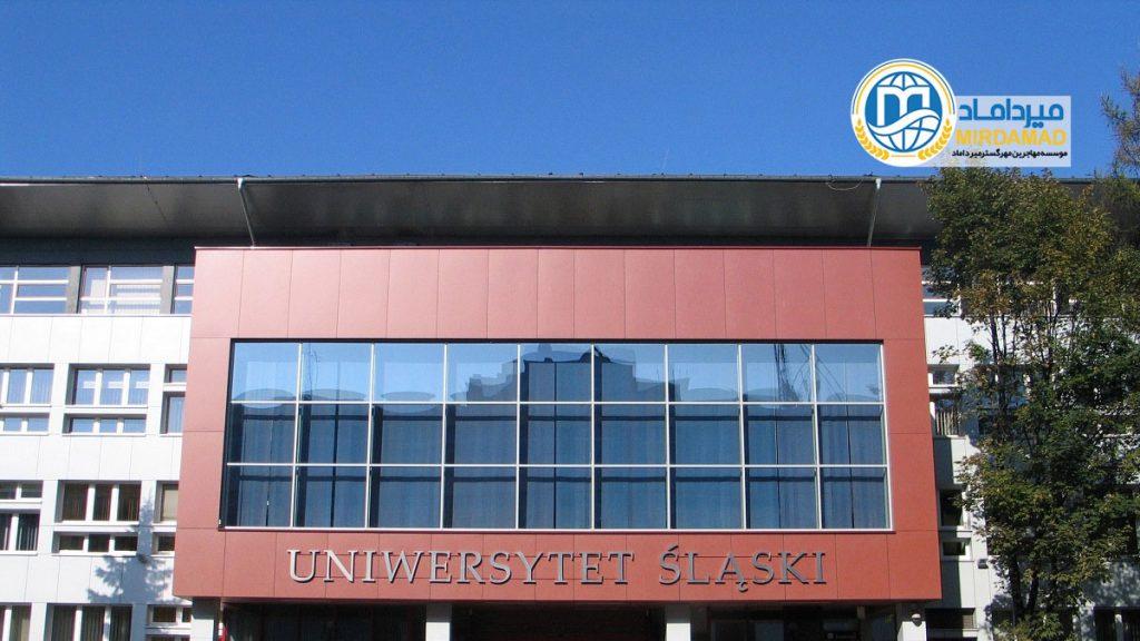 دانشگاه سیلسیا لهستان