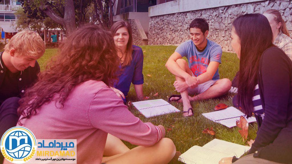 اعزام دانشجو به نیوزلند