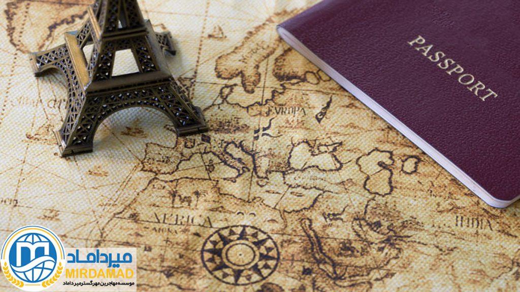 شرایط سخت اخذ اقامت فرانسه