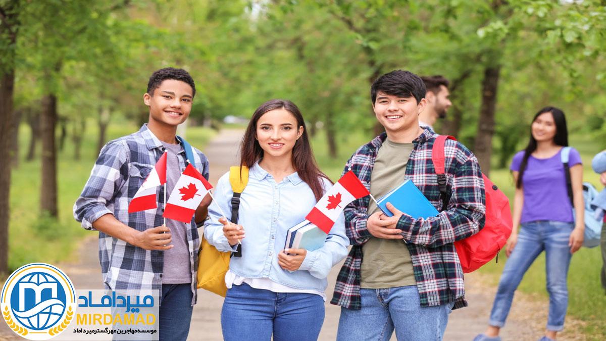 راهنمای دانشجویان بین المللی برای ورود به کانادا در دوران کرونا