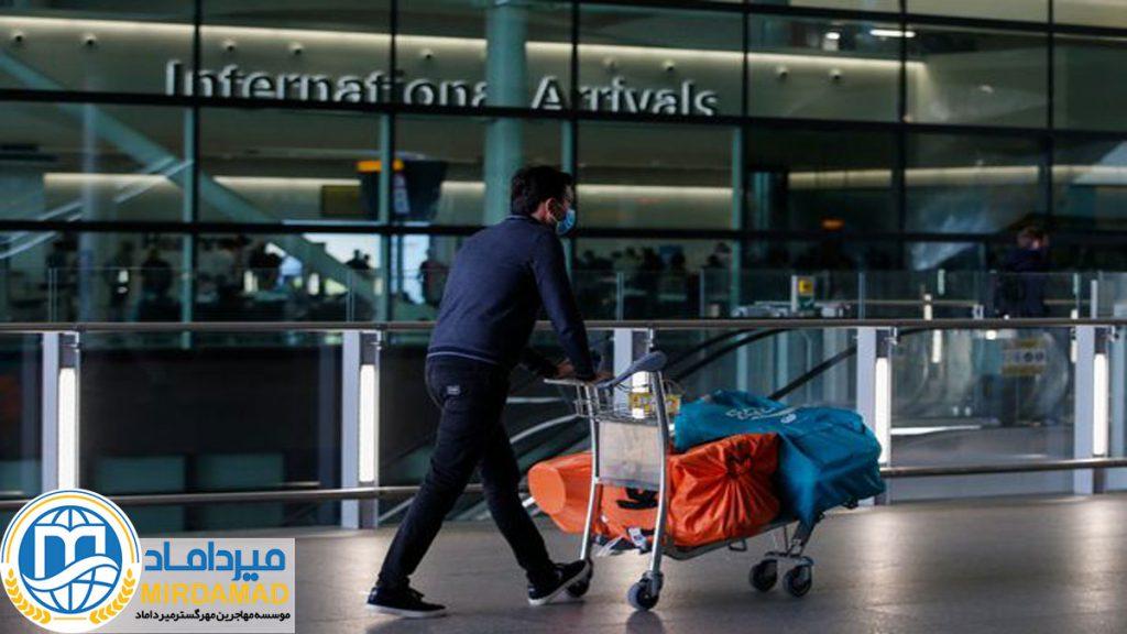 توافق کشور های اتحادیه اروپا برای سفر در دوران کرونا