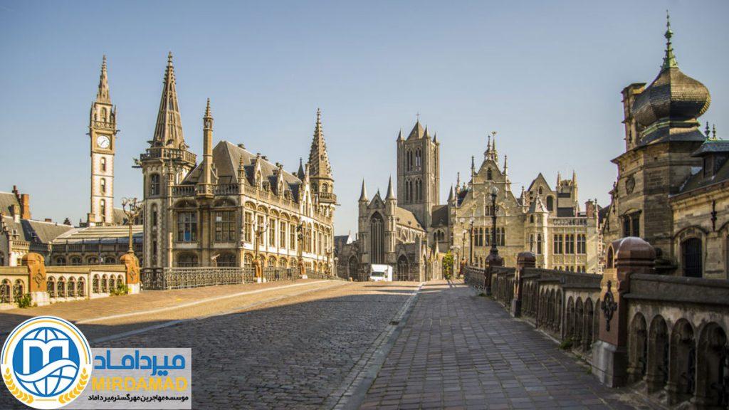مهاجران به تقویت بخش اقتصادی بلژیک در دوران کرونا کمک می کنند