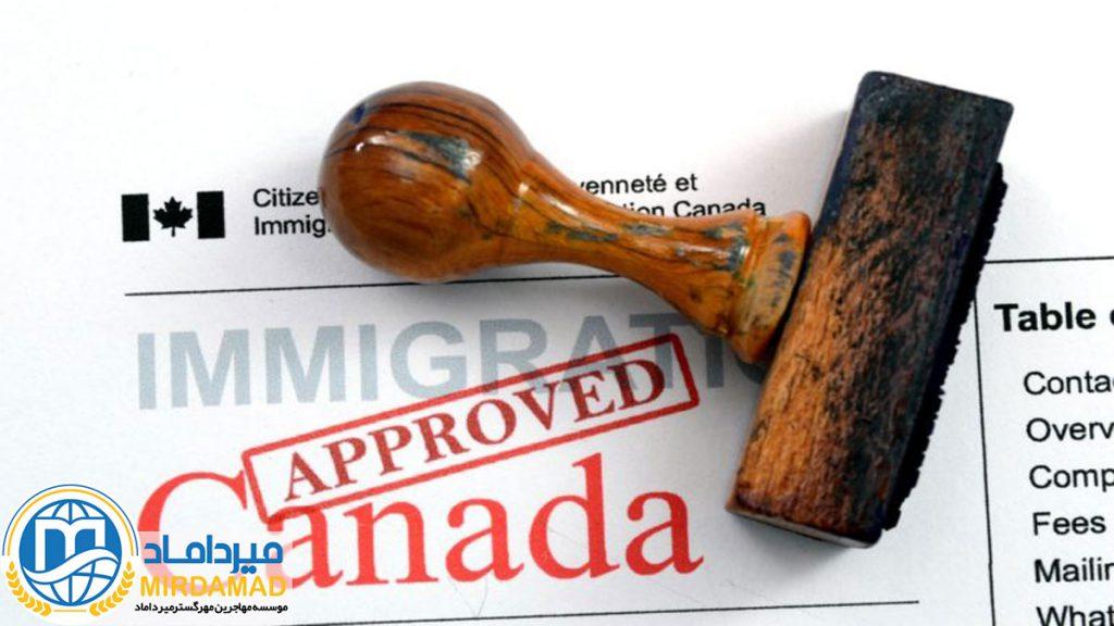 ایران در لیست کشورهایی با بالاترین میزان اقامت دائم در کانادا ۲۰۲۰