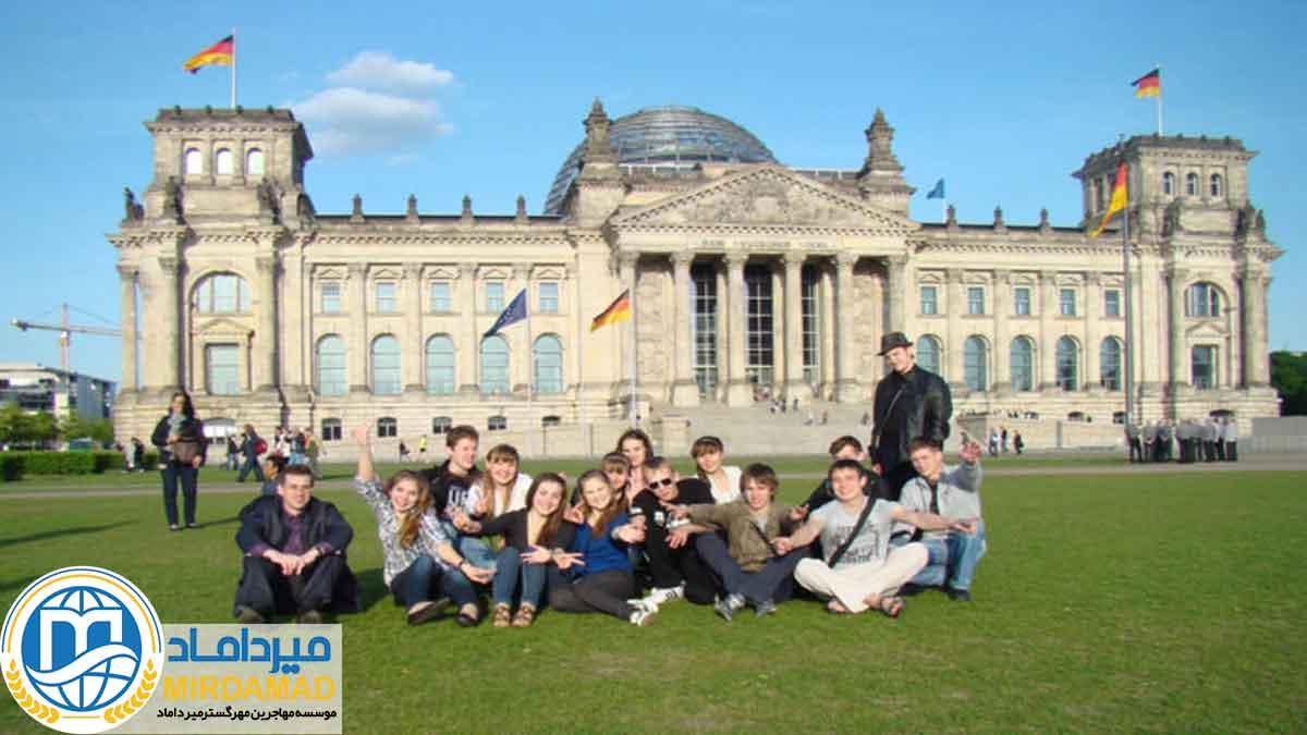 لیست انواع کالج زبان آلمانی در آلمان