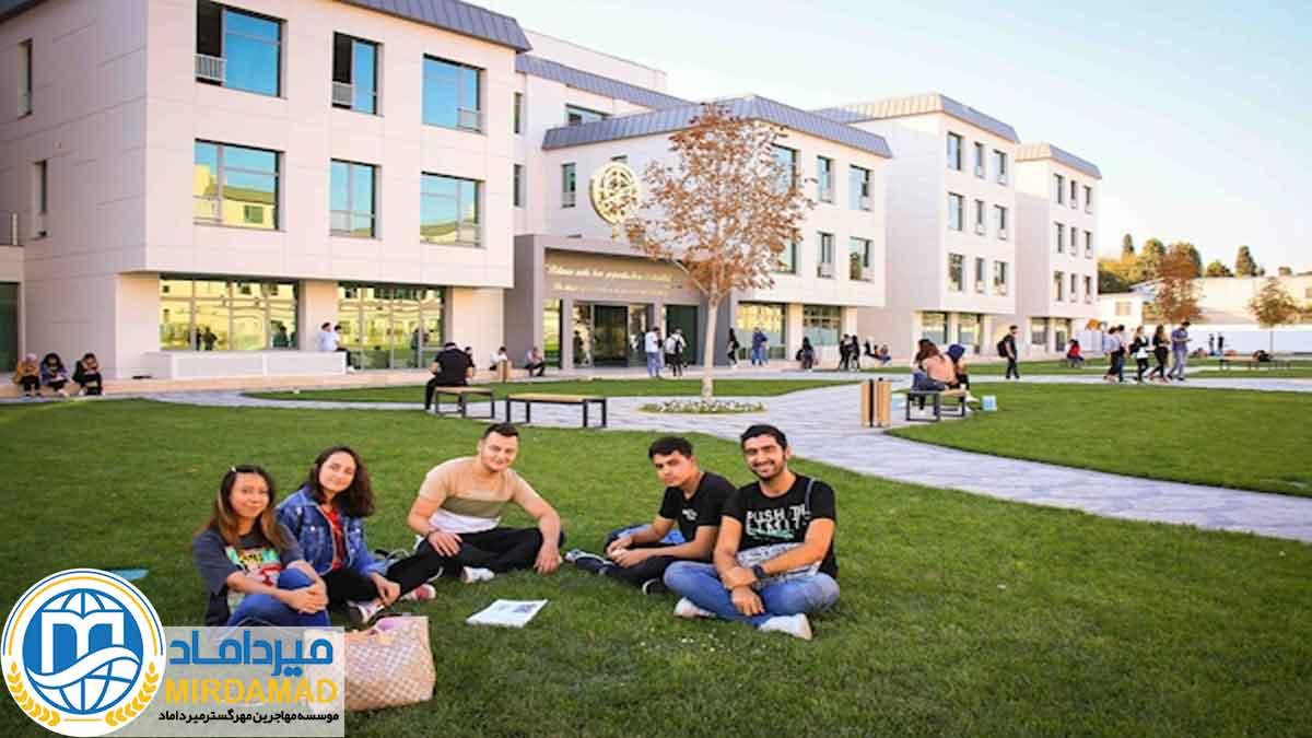 دانشکده ها و شهریه های تحصیل در رشته های دانشگاه بیرونی