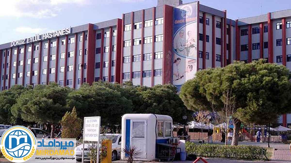 تحصیل در دانشگاه دوکوز ایلول