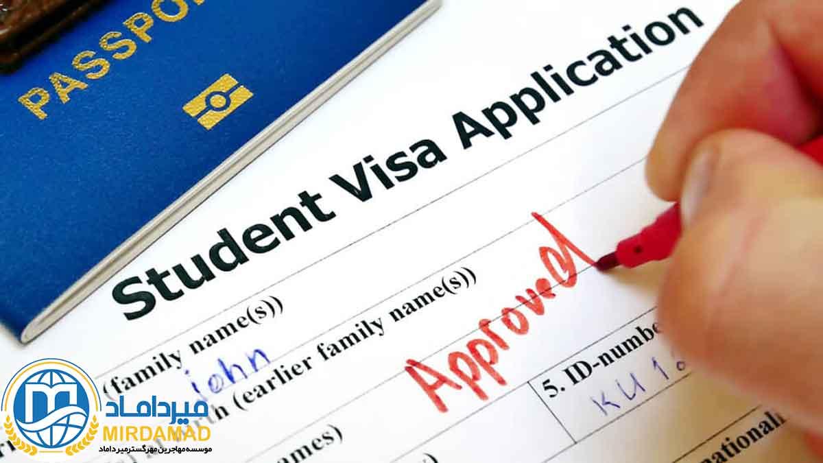 مدارک مورد نیاز برای اخذ ویزای تحصیلی کانادا
