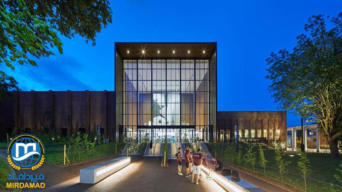 تحصیل در دانشگاه بیرمنگام انگلستان